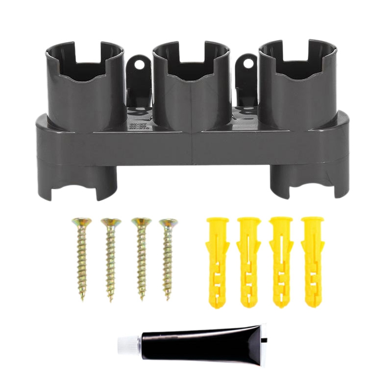 Wall Bracket Accessories Storage Rack for Dyson V7 V8 V10 V11 Vacuum Cleaners|Vacuum Cleaner Parts| |  - title=