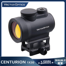 Vector Optics Centurion 1x30 Red Dot Sight Scope Hunting Riflescope 3 MOA 20000 Hour