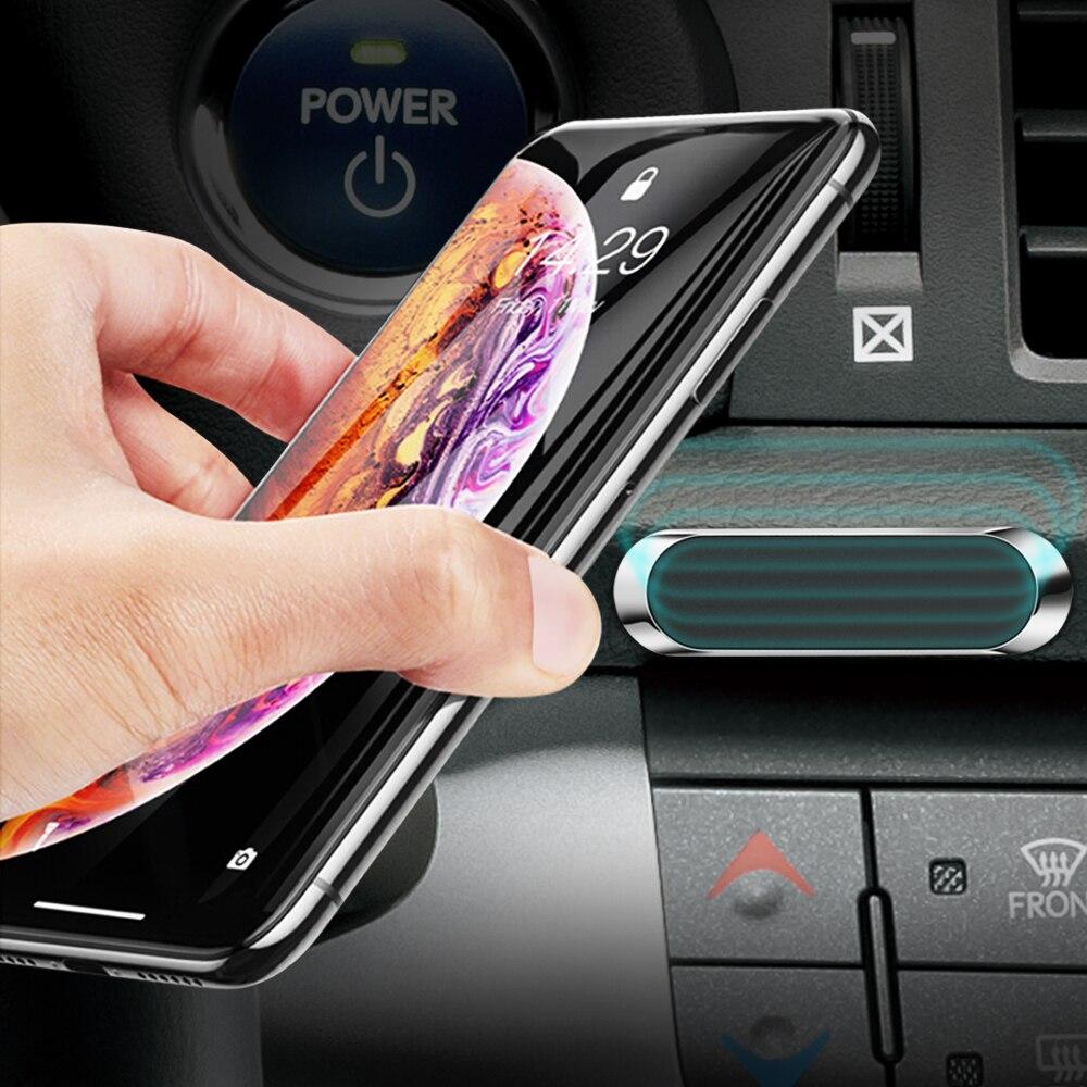 Support de téléphone de voiture magnétique, en pâte universelle, pour lada niva kalina priora granta largus vaz samara 2110 GAZ Gazelle