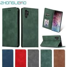 Flip Leather Card Wallet Case for Samsung Galaxy A50 A20e A30 A20 A70