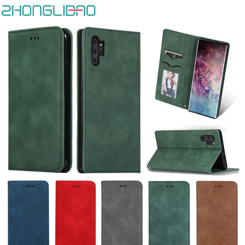 Flip Leather Card Wallet Case for Samsung Galaxy A50 A20e A30 A20 A70 A40 A10e A60 2019 Luxury Funda for Galaxy Note10 Pro Cover Pakistan