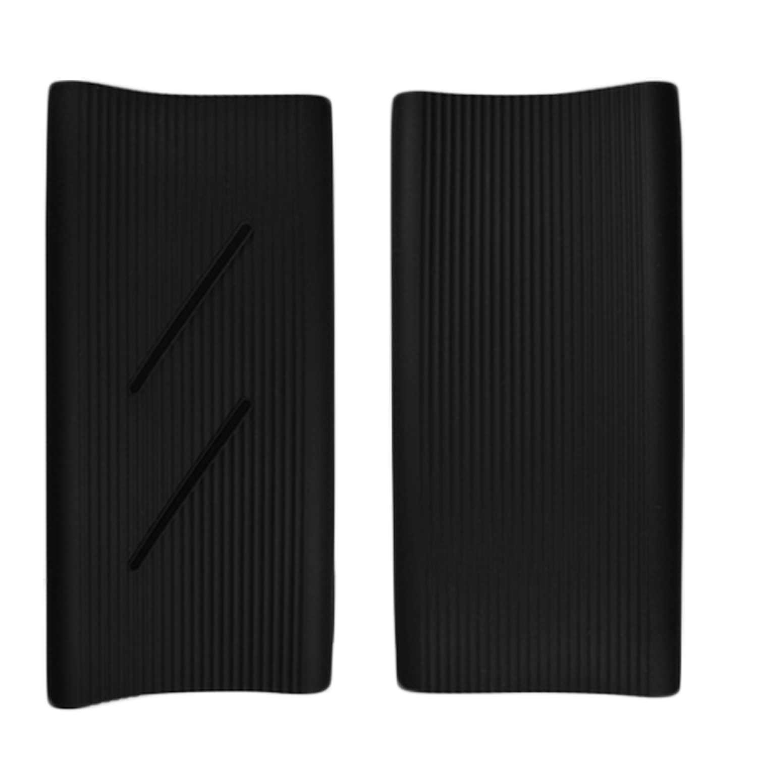 Soft Rubber Silicone Gel Bescherming Case Cover Skin Sleeve Protector Voor Xiaomi Power Bank 2C 20000 Mah Accessoires