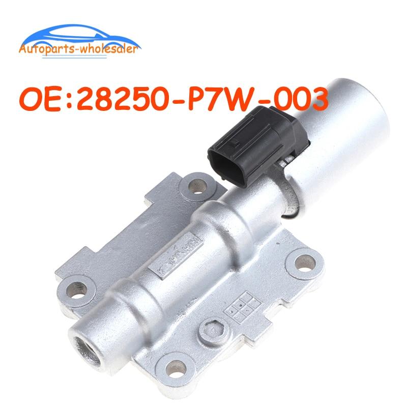 รถอุปกรณ์เสริม 28250-P7W-003 28250P7W003 สำหรับ Honda Acura Odessey Accord เกียร์ Linear Solenoid
