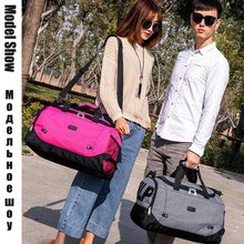 цена на Limited Hot Sports Bag Training Gym Bag Men Woman Fitness Bags Durable Multifunction Handbag Outdoor Sporting Tote For Malegirl
