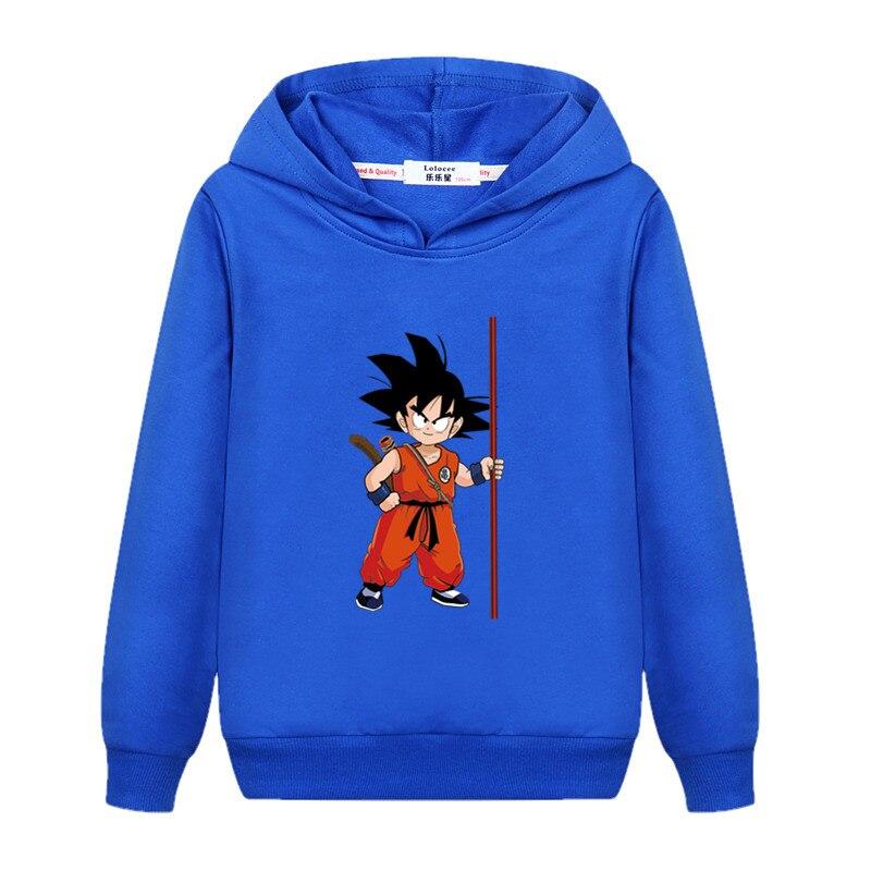 Super 3D Cartoon Hoodie Boy Girl Anime Pattern Sweatshirt New Casual Kid Tops 100% Cotton Autumn Clothes Boy Sweater 5