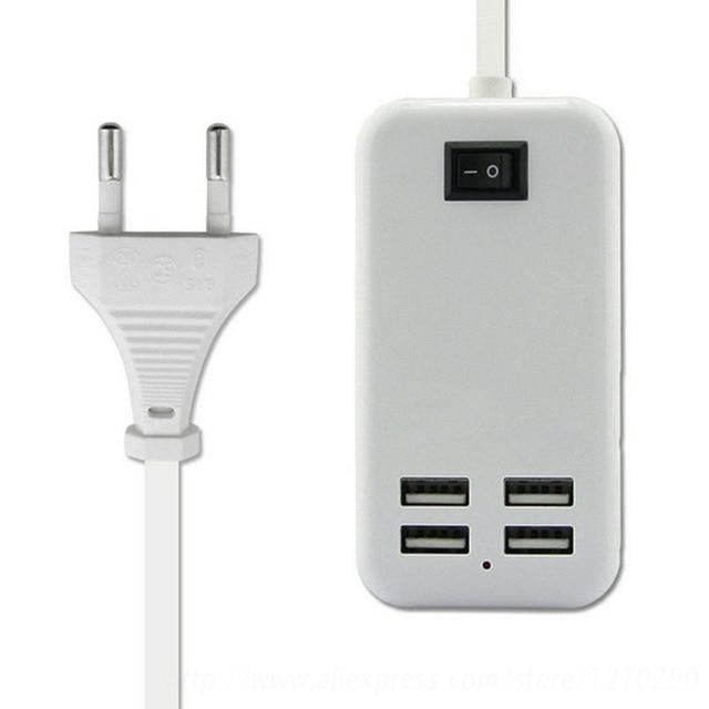 Фото 15 вт usb зарядное устройство быстрая зарядка мобильный телефон