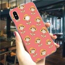 One Piece Phone Case for Xiaomi Mi A3 Pro Cover A1 5X A2 6X 6 8 Lite 9 8se 9se Mix 2S 9T CC9E CC9 Pocophone F1