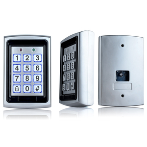Image 5 - OBO Metal Rfid Keypad Access Control Reader Access Controller Board Support 1000 Users 125KHz Electric Digital Password Lock