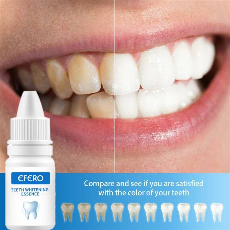Teeth Whitening Detergent Oral Hygiene Cleaning Teeth Care Bleaching Tool