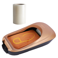 home Portable Automatic Shoe Cover Dispenser For Office With Shoe Membrane Shoes Accessories
