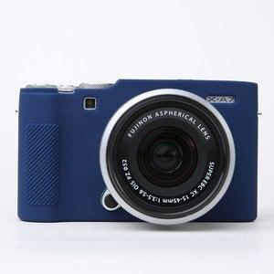 Image 3 - Silicone Caso Saco Da Câmera para Fujifilm X100V X T200 X T100 XT100 XT4 X T4 X T3 X T30 XT30 X A7 XA7 X T20 X T10 X A5 X A20 XT200