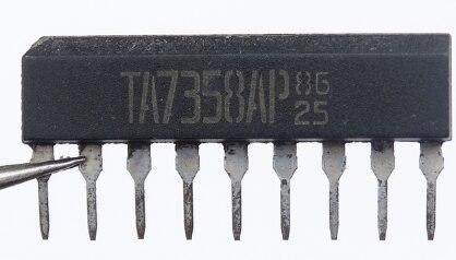 5pcs/lot TA7358APG TA7358AP TA7358 SIP-9 In Stock