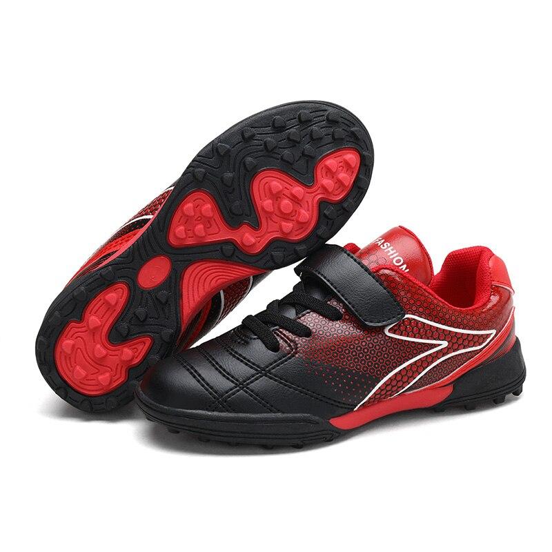 Indoor Turf Mens Soccer Shoes Kids Soccer Cleats Superfly Traning Football Boots Boys Original TF Futsal
