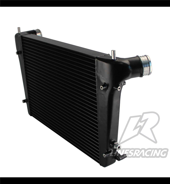 레이싱 프론트 마운트 인터쿨러 VW 골프 MK6 VAG 1.6/2.0 TDI 1.4/1.8/2.0 TSI