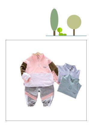 Осенняя детская одежда для малышей свитер мальчиков и девочек
