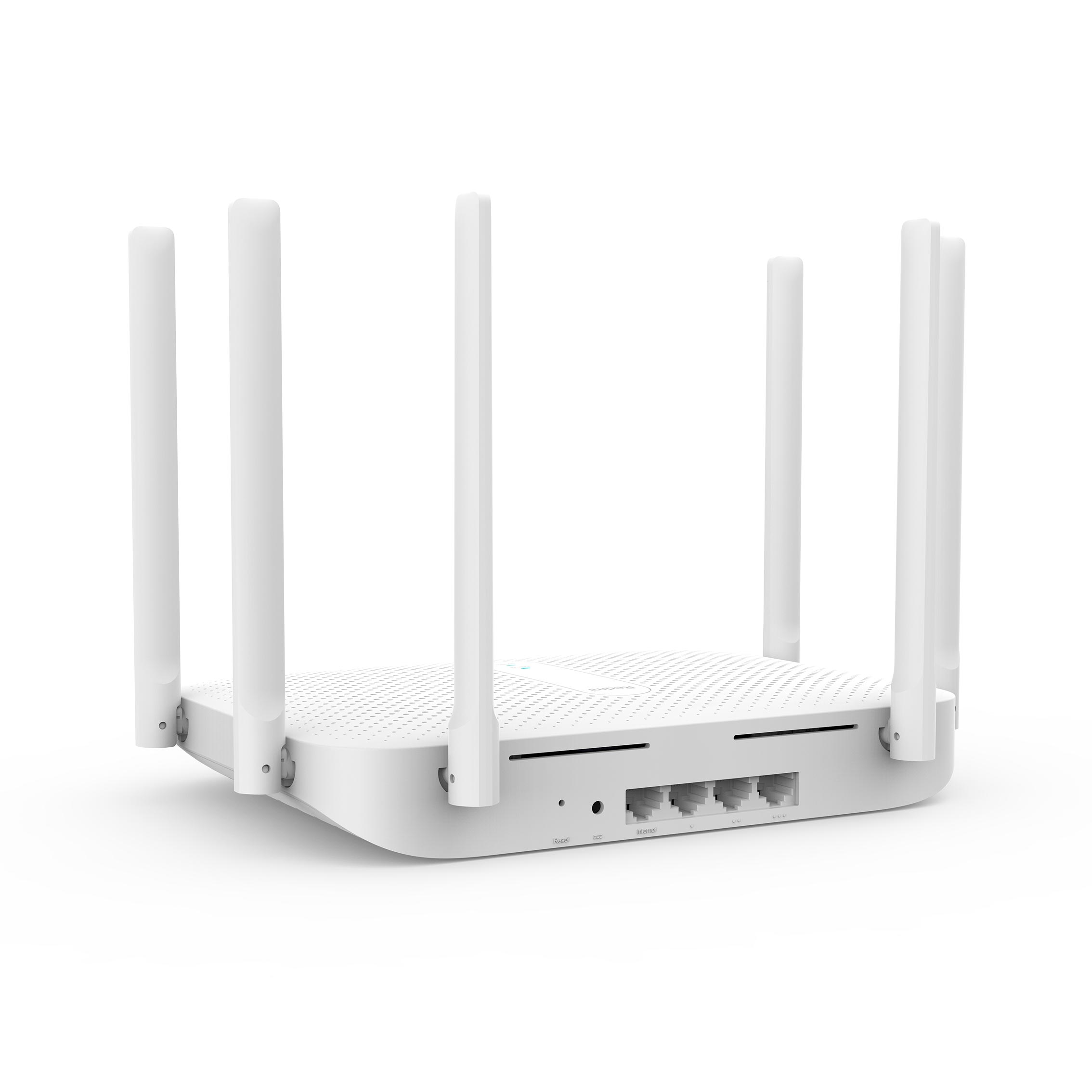 Xiaomi Redmi AC2100 Wireless Router with Gigabit and Dual-Band Repeater along with 6 High Gain Antennas and Wider Coverage 2