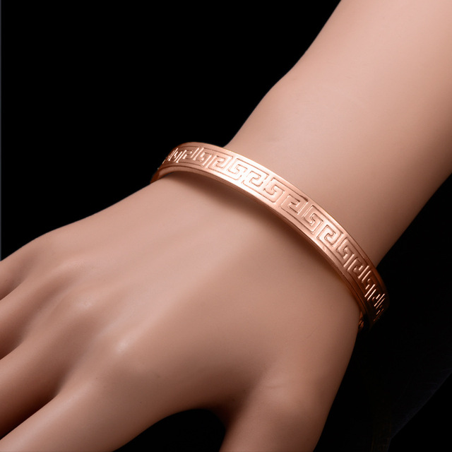 Pure Copper 6 Magnetic Bangle 4
