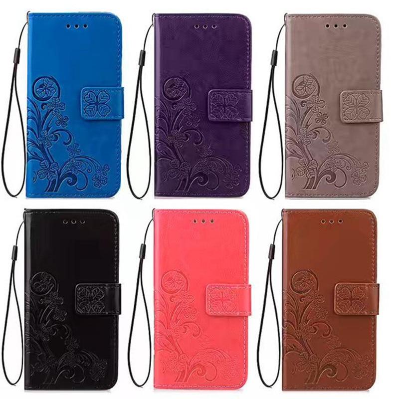 Flip Wallet PU Leather Case On for LG Max (Bello II) D337 L Fino D295 G Flex 2 Google Nexus 5 5X Cover Flower Phone Cases