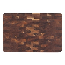 Premium Acacia Wood Cutting Board with Hand Grips  Solid Sturdy Chopping Serving Tray Platter Perfect Gift No Paint cutting tool