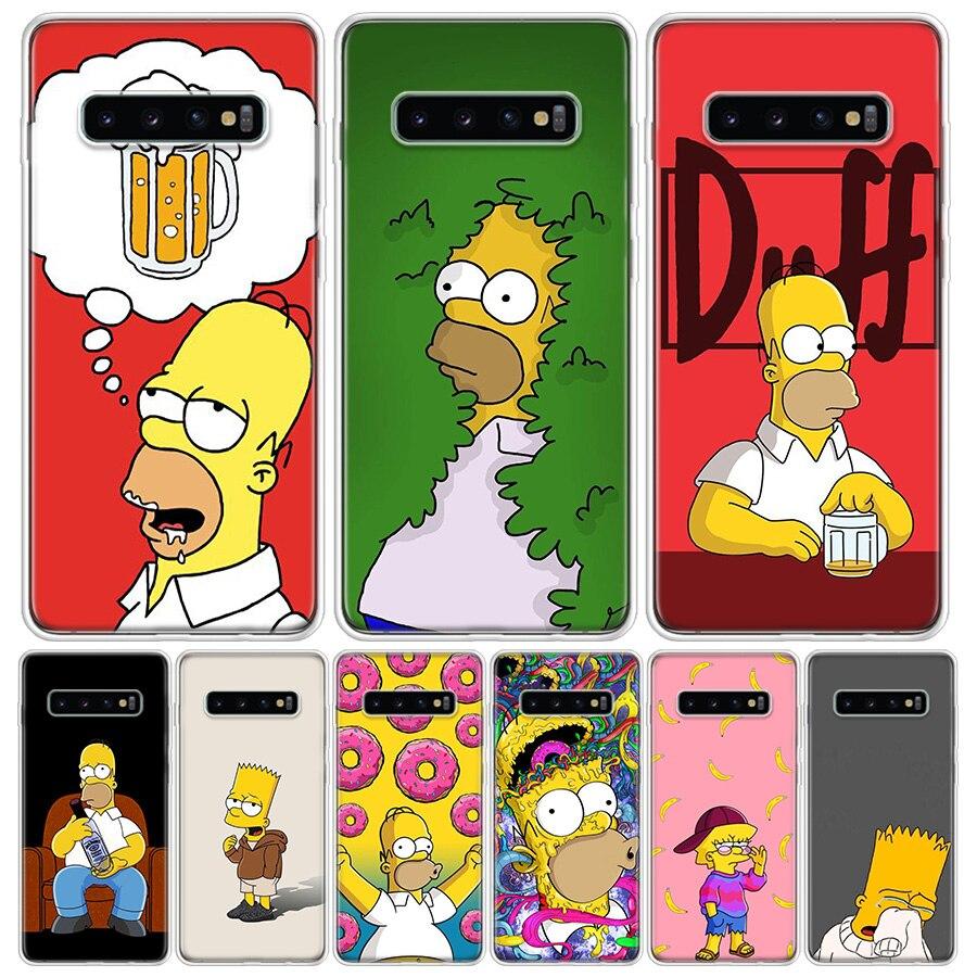 Чехол для Samsung Galaxy A50 A70 A30S A51 A71 A10 A20E A40 A90 A20S M30S A6 A7 A8 A9 Plus
