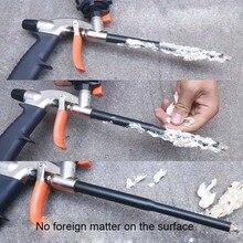 Металлическая монтажная пена, герметик, специальный пистолет, пистолет из пенополиуретана, расширяющийся распылитель, аппликатор, длина 32 см