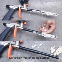 金属ポリウレタン発泡シーラント特殊な銃 pu 泡銃グレード拡大スプレーアプリケーションアプリケーター長さ 32 センチメートル