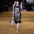 Vintage Midi Dress B...