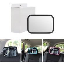 Adjustable Baby Car Wide Rear View Mirror Auto Spiegel Child Seat Rearview Mirrors Headrest Kids Safety Monitor