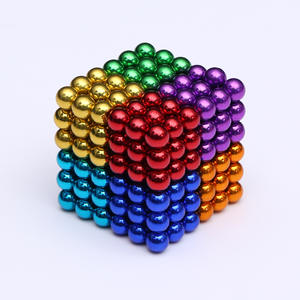 Magnetic Stick Building-Blocks Educational-Toys Metal-Balls Construction-Designer Creative