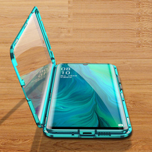 Double Sided Magnetic Flip Case For Huawei