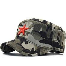 Простая Классическая камуфляжная Мужская Военная Кепка с 3d