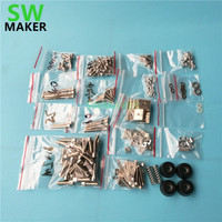 PRUAS I3 MK3 Screw Nut Hardware Parts Machine Parts For Prusa I3 MK3 3D Printer Parts mk3 screws kit|3D Printer Parts & Accessories| |  -