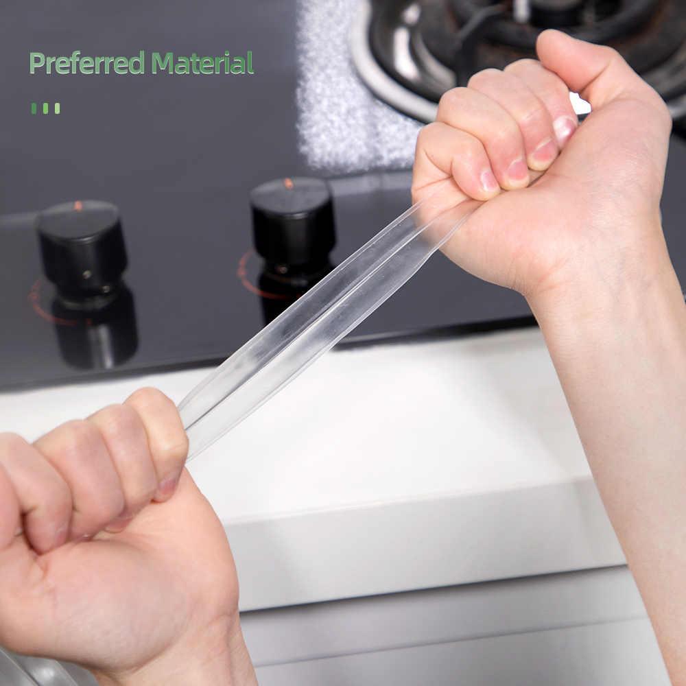 2,2x100 cm cocina de baño de cerámica pegatinas de la pared del fregadero sellador cinta autoadhesiva impermeable tira Anti-humedad PVC