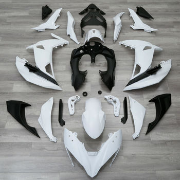 цена на Motorcycle Unpainted Injection Fairing Bodywork For kawasaki Ninja 650 ER6F EX650 17-19 New