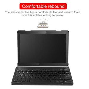 Image 5 - Klavye kılıf için Lenovo Tab P10 TB X705F TB X705L kablosuz bluetooth klavye kapağı P10 2019 standı koruyucu kabuk