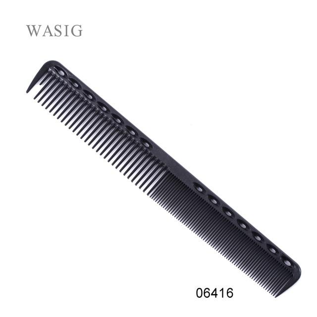 1 Pc מקצועי שיער קריקט מסרק חום עמיד בינוני חיתוך פחמן מסרק בתמיסת מספרה ברבר סטיילינג מברשת כלי