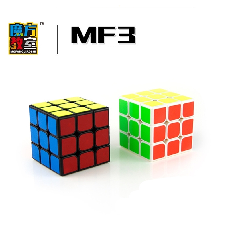 MOYU MF3 3x3x3 Magic Cube Professional Competition Speed Cubo Puzzle Cube Children Toys Kids Gifts Classic 3x3 Cubes Mf3 Cube