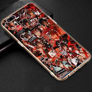 Image 2 - Genshin Impact Transparent Soft TPU Phone Case for OnePlus 9 8T 5T 7T 7 Pro 6 6T 5 3 8 Nord N10 N100 Cover Coque Funda Capa