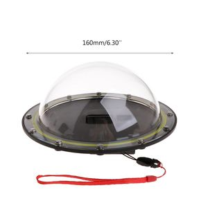 Image 5 - GoPro Hero 5/6 카메라 트리거 용 다이빙 돔 포트 방수 하우징 케이스 커버