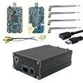 4000293003631 - LimeSDR Kit de Software de Radio definido LimeSDR + carcasa de aluminio + antena