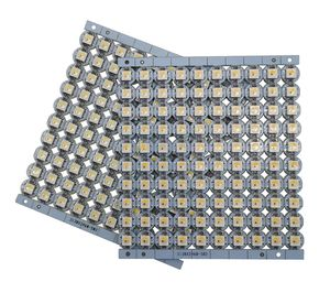 Image 5 - 10 500pcs 5050 SMD WS2812B RGB SK6812 RGBW LED 칩 미니 PCB 보드 (10mm * 3mm) 히트 싱크 블랙 화이트 PCB DC5V