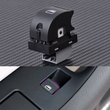 Car Window Switch Auto Passenger Side Front Right Electric Power Window Lifter Panel Switch Control For Audi A4 B6 B7 8ED959855