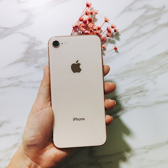 "Used Apple iPhone 8 Unlocked Mobile Phone 4.7"" 2GB RAM 64GB/256GB ROM Quad Core 12MP Fingerprint 4G LTE Original iOS Cellphone 6"