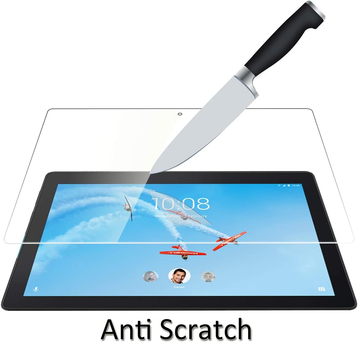 Vidro temperado tablet para lenovo tab e10 TB-X104F 10,1 polegadas tablet resistente a riscos polegada protegido o filme de vidro