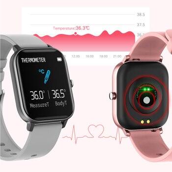Смарт-часы COLMI P8 Pro