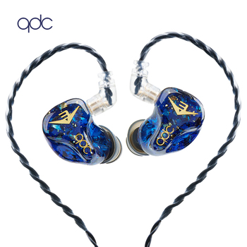 QDC Anole V3 Headphones  Balanced Armature Earbuds HiFi Stage Monitor Earphones Noise Cancellation In-Ear Earphones For Phones