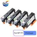 Для HP 771 печатающая головка CE017A CE018A CE019A CE020A головка принтера для HP Designjet Z6200 Z6600 Z6800 4 вида цветов