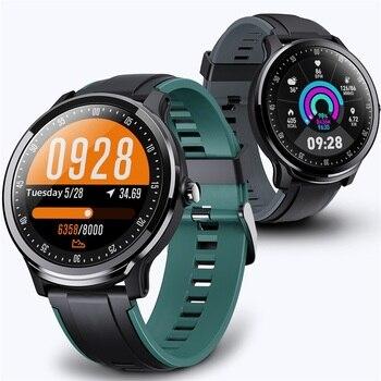 Sports Smartwatch ip68 Waterproof Pedometer Blood Pressure Heart Rate Fitness Bracelet SN80 Smart Watch PK Huawei Watch GT 2