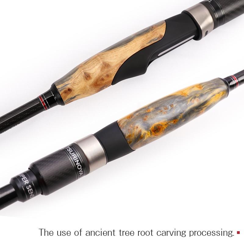 tsurinoya vara de pesca agil l ml 04
