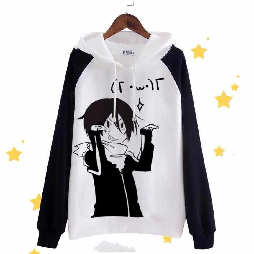 Unisex Männer Frauen Anime Noragami YATO Baumwolle Hoodie Mantel Sweatshirts Cosplay Kostüme